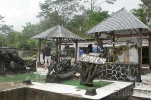 Dua Tempat untuk Mengenang Letusan Merapi 2010