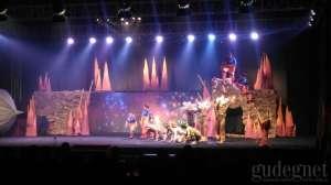 Puncak Perayaan Ulang Tahun, Artos Mall Gelar Drama Musikal Artos Jurassix Show