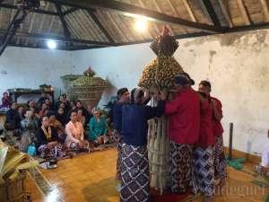 Keraton Yogyakarta Gelar Prosesi Numplak Wajik