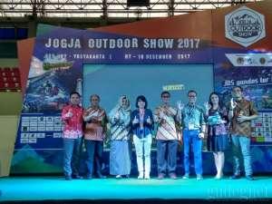 Jogja Outdoor Show :  Joss Gandos Lur
