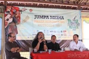 Pasar Keroncong Kotagede 2017 Akan Menyapa di Akhir Pekan