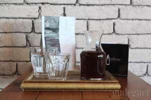 Caliber, Coffee Shop Bernuansa Army