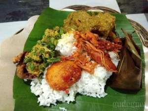 Warung Makan Khas Bali Putra Jogja