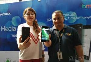 Nokia Kembali Menggebrak Pasar dengan 4 Seri Android Oreo-nya
