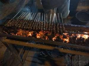 Bakso Bakar Bumbu Sate Ayam Madura Ala Cak Toyib