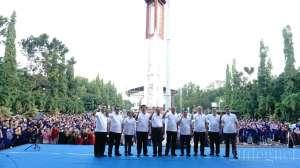 Merayakan Hari Jadi Pancasila Bersama UNY di Festival Pancasila