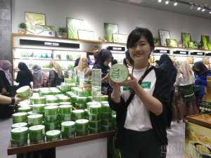Nature Republic, Produk Skin Care Asal Korea Buka Gerai di Jogja