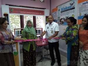 Perpustakaan Kota Resmi Launching ALEKSA