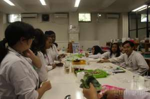 Adakan Short Course, Teknobiologi UAJY Kenalkan Jamu pada Mahasiswa Asing