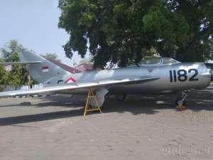 Si Gagah MiG-17 Menambah Koleksi Museum Dirgantara