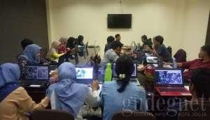 Tim Task Force Fakultas Geografi UGM Petakan Kerusakan Lombok