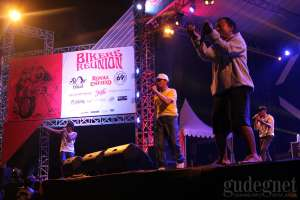 Jogja Hip Hop Foundation Tutup Event Djogjantique Day 2018