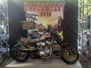 "Inilah sosok Lucky Draw Kustomfest 2018 ""Belo Negoro"""