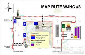 Ini Rute Wayang Jogja Night Carnival III Besok