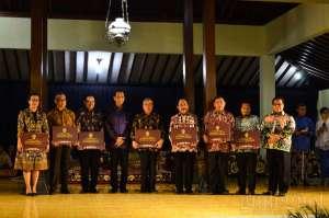 "Perayaan WBTb ""Golong Gilig Mataram"" Resmi Dibuka"