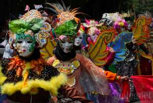 Peringati Hari Pariwisata Internasional Sleman Gelar Festival Pelangi Bumi Merapi 2018.