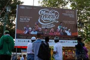 Muslim United Hadirkan Puluhan Penceramah