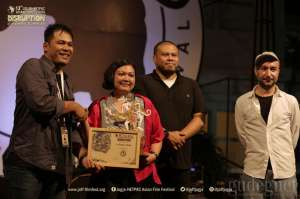 "Penutupan JAFF, ""27 Steps of May"" Raih Golden Hanoman Award"