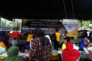Peringati Hari Gizi Nasional ke-59 Pemda Sleman Fokus Bahaya Stunting