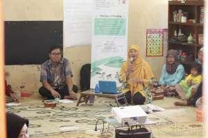 KKN PPM UMY Beri Pelatihan Pengelolaan Sampah untuk Anak