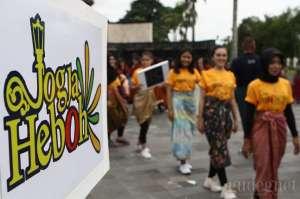 Jogja Heboh, Upaya Tingkatkan Kunjungan ke Yogyakarta di Low Season