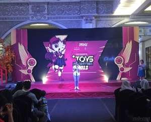 Toys Frontier 2019 Dibuka, Avenger Hingga Gundam Mejeng di JCM
