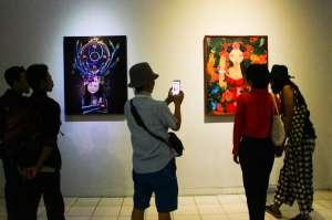 """20 Karya Perempuan Seniman Milenial Hadir di """"80 Nan Ampuh"""""""
