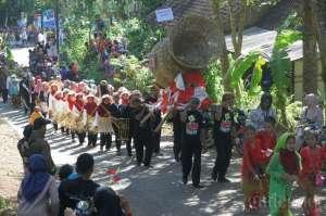 Merti Dusun Pedukuhan Tangkil, Ungkapan Syukur atas Berkah Alam
