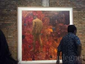 Pameran 'Quo Vadis' Tampilkan Karya Tiga Seniman