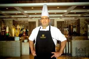 Berbuka dengan Konsep Timur Tengah, Marriott Hotel Boyong Chef Dari Oman