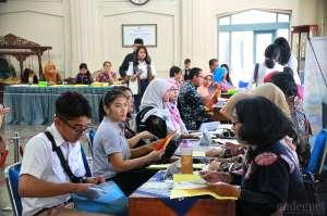PPTB 2019, SMA 3 Yogyakarta Diserbu Orantua Murid