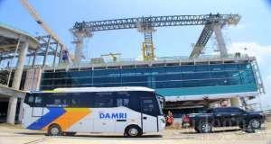 Ini Tarif dan Jadwal Anyar Bus DAMRI Yogya-YIA