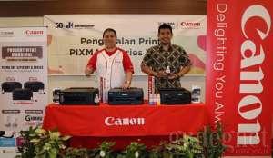 Canon Perkenalkan Printer PIXMA G-Series