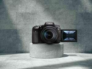 Canon Kenalkan EOS 90 D