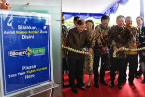 Resmikan RS Siloam Yogyakarta, Sultan Minta Berikan Layanan Prima