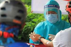 Hasil Rapid Test Acak di Tugu, Malioboro dan Altar Seluruhnya Non-Reaktif