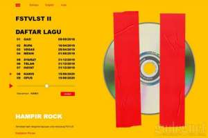 FSTVLST: Jangan Beli Album Baru Kami