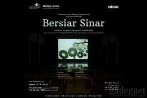 Dialog Lensa ''Bersiar Sinar'': Alih Wahana Publikasi Digital ke Multimedia