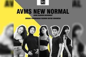 Arby Vembria Rilis AVMS Fashion Movement Bangkitkan Industri Fashion
