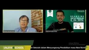 Peserta dari Seluruh Indonesia Ikuti Webinar Unjani ''Branding untuk Sekolah di Era Digital''