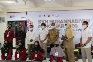 KKN 'Muhammadiyah Mengajar' Bantu Sekolah di Kulonprogo