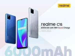 Realme C15 Segera Meluncur, Hadir dengan Baterai 6000 mAh
