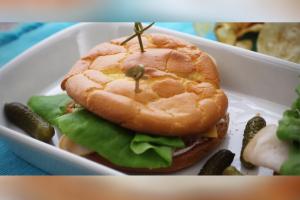 Resep Cloud Bread Super Gampang, Cuma 4 Bahan!