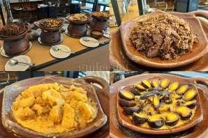 ''Sheraton Super Lunch'' Hadirkan Ragam Menu Lezat dengan Suasana Asri