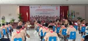 Peringatan Hari Pramuka ke-59, GKR Mangkubumi Dorong Pembinaan Sesuai Kondisi