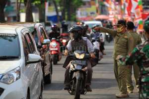 Jelang Libur 1 Muharram, Satpol PP DIY Siapkan Ratusan Personel