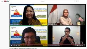 Stafsus Presiden, Angkie Yudistia Isi Kuliah Pembuka UAJY, Ungkap 10 Skill Penting