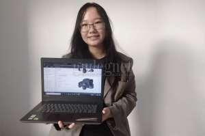 Nathania Saphira Torehkan Prestasi di Dunia AI, Melaju ke Babak Grand Final Asia Tenggara