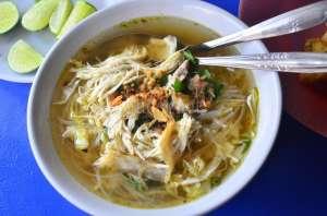 Soto Sampah, Kuliner Legendaris Kaya Rempah