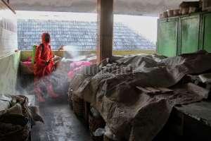 Pasar Cebongan Sleman Tutup 3 Hari untuk Sterilisasi